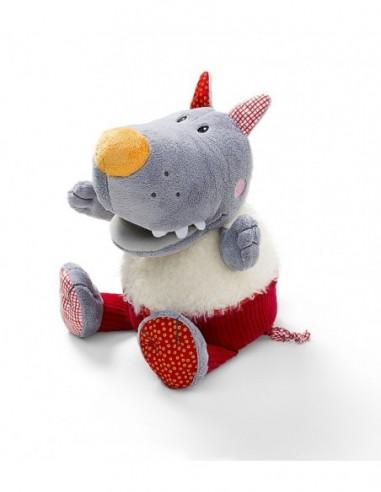 Livre bébé Le Loup et les 3 petits cochons - Lilliputiens