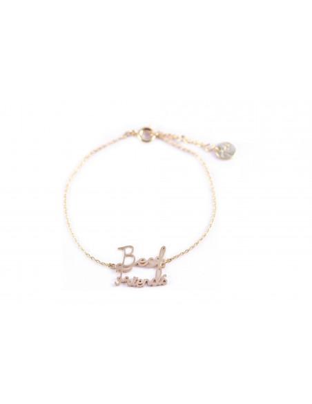 Set de bracelets bleu cœur argent - ROCKAHULA