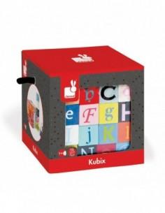 Magnets Alphabet majuscule 56 pièces VILAC
