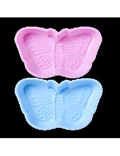 Cartable Small Masque Bleu Caramel et Cie