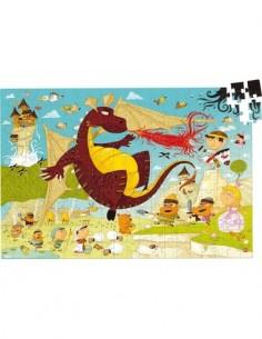Puzzle Le Cirque JANOD