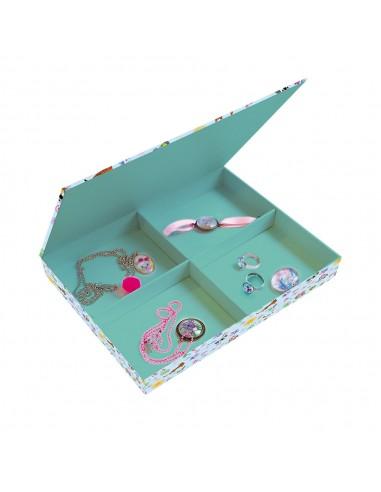 Kit Créatif - 6 Bijoux Cabochons...