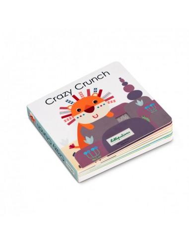 Crazy Crunch - Livre sonore & tactile