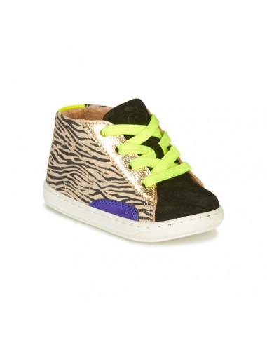 Chaussure Bouba style zebra