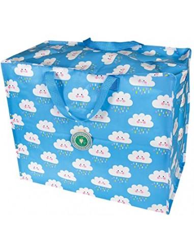 Sac de rangement Jumbo Happy Cloud