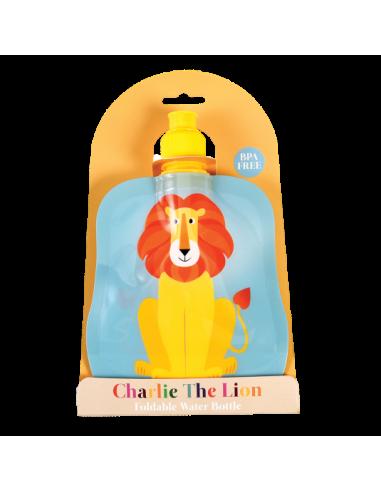 Gourde Souple Pliable Charlie The Lion