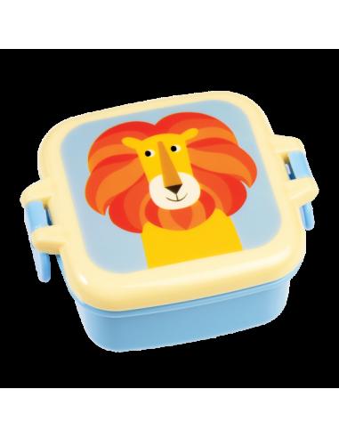 Boite casse croute Lion