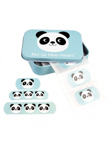 Boîte de pansement Miko le Panda...