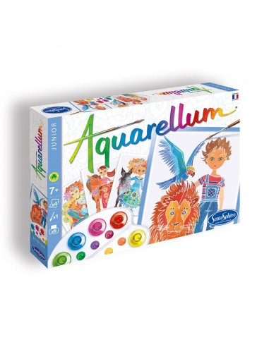 Aquarellum Junior L'Enfant & la Bête