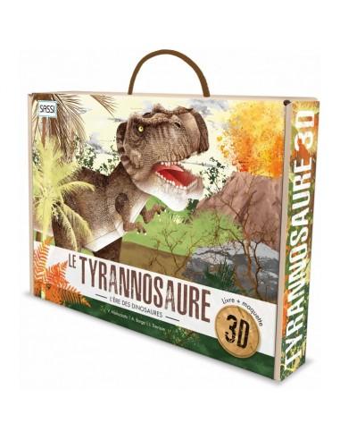Le tyrannosaure 3D. L'ère des dinosaures