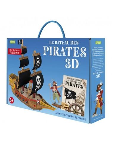 Sassi Les Aventures des Pirates 3D