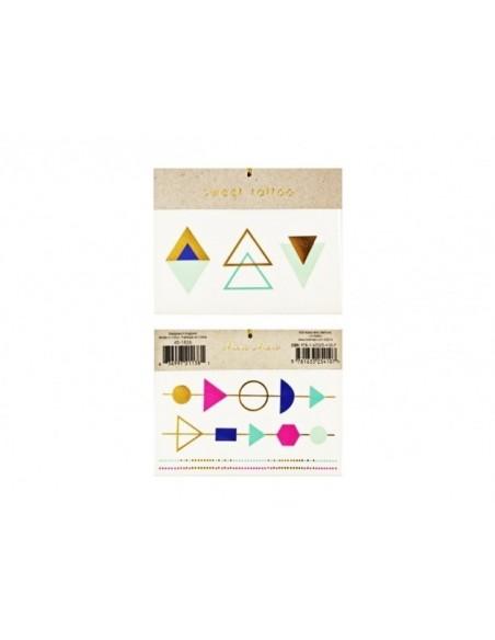 Lettre,chiffre ou symbole dorés pour guirlande
