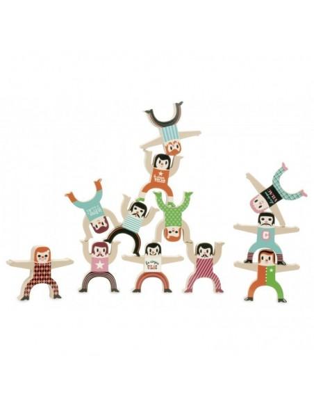 Les acrobates équilibristes d'Ingela P. Arrhenius