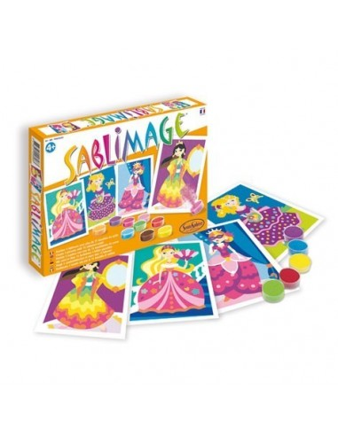 Sablimage Princesses