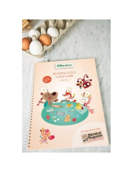 Livre de Patisserie -Little Chef