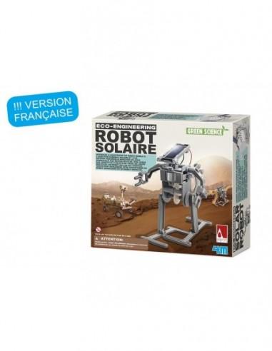 Kit de construction Robot solaire...