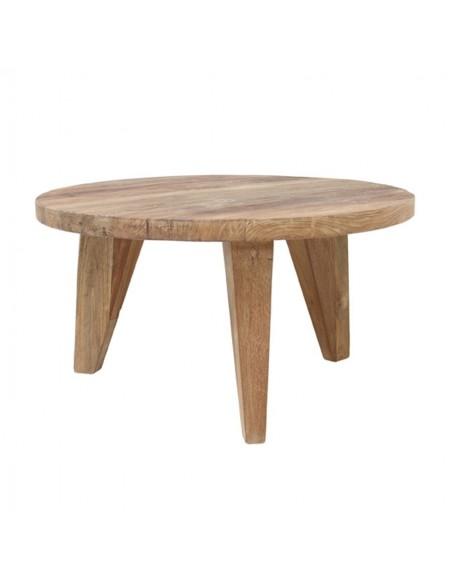 Table Basse M En Teck Recyclé