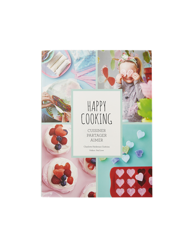 LIVRE HAPPY COOKING