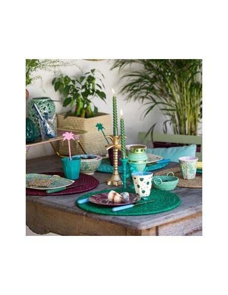 Set de table Raphia Thé