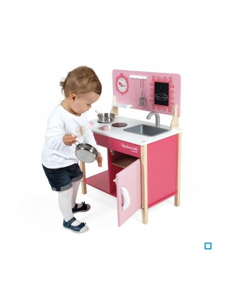 Ma première cuisine Mademoiselle