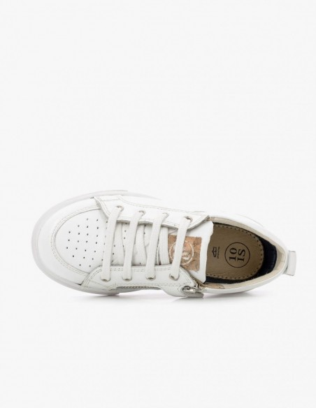 Chaussure Nappa White blanc 33-38