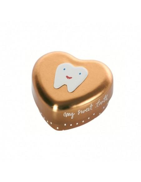 Boîte à dent féerique grande sœur souris
