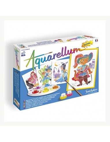 Aquarellum Junior Contes de Perrault