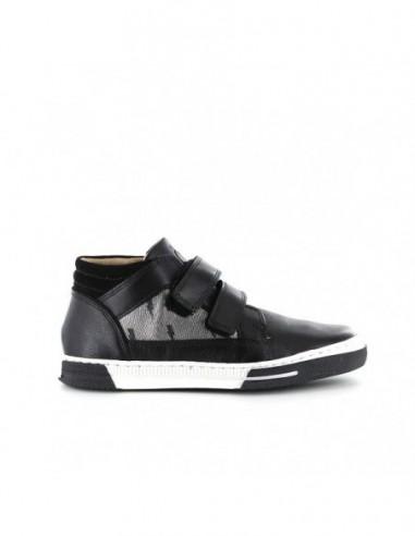 Chaussures John scratch iron black