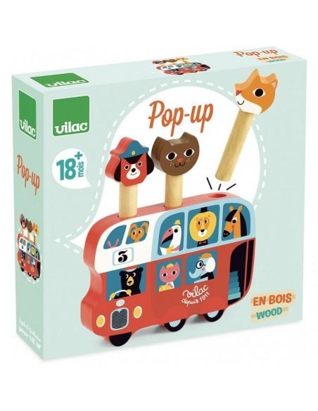Pop-up Autobus Ingela