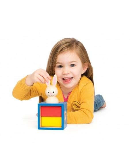 Alice marionnette à main