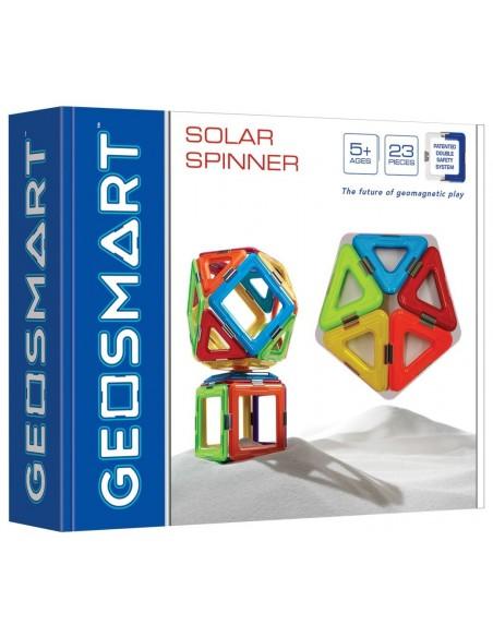 Solar Spinner