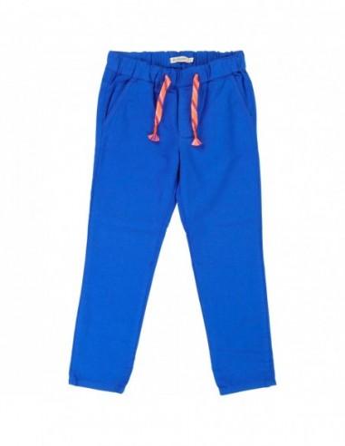 Pantalon bleu royal