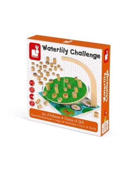Jeu d'Adresse - Waterlily Challenge (bois)