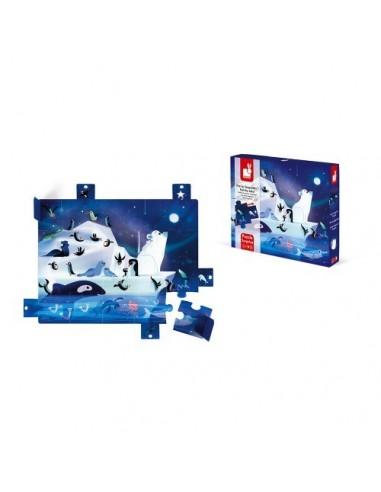 Puzzle Surprise A la Belle Etoile 20 pcs