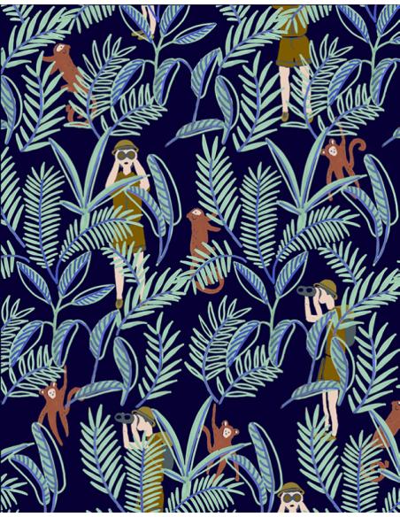Cartable maternelle Jungle- Mini