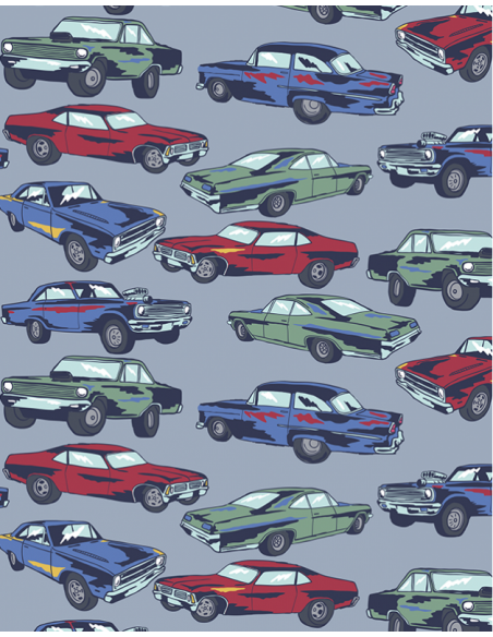 Cartable Cars - Grand modèle
