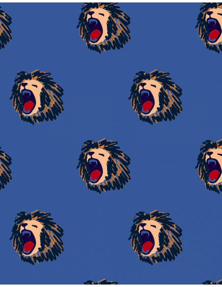 Cartable Les Lions- Grand modèle