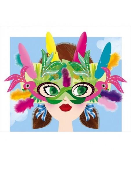 Set Créatif Bal masqué