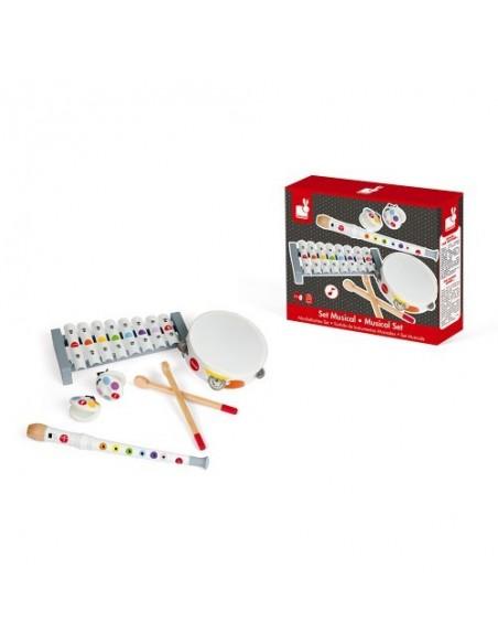 Set Musical Confetti