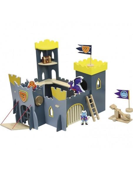 Mon château trop fort !