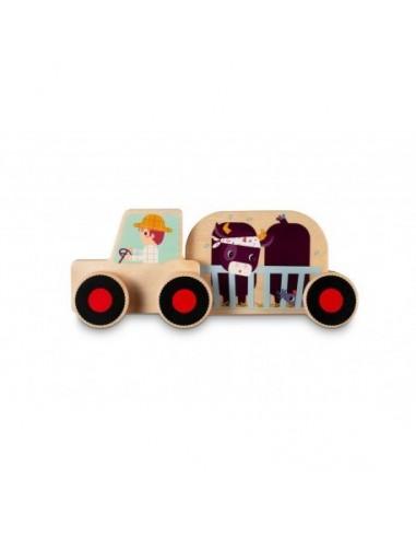 Tracteur set d'assemblage