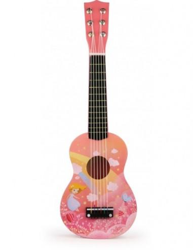 Guitare Arc-en-ciel