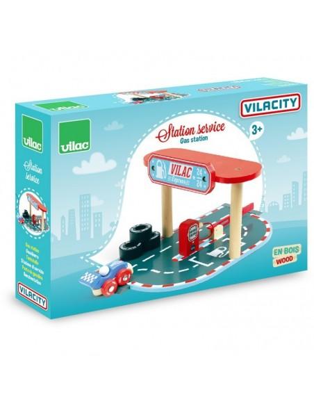 Station d'essence Vilacity