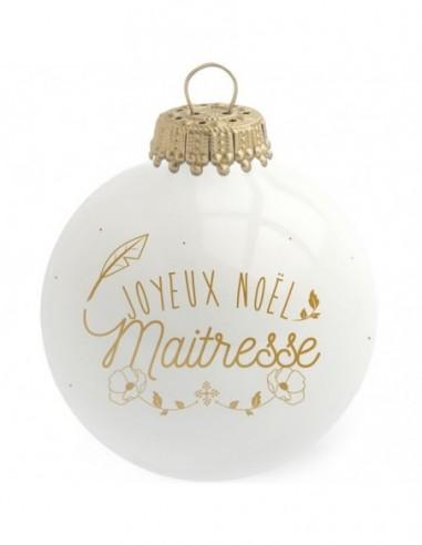 Joyeux Noël Maîtresse