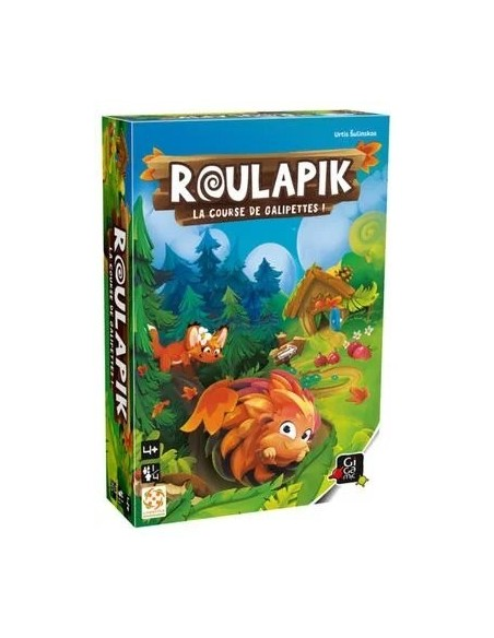 Roulapik - La course de galipettes !
