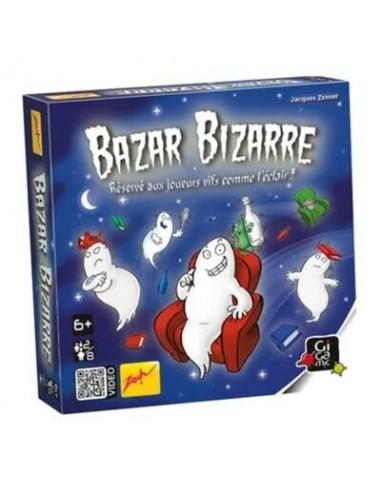 Bazar Bizarre - Réservé aux joueurs vifs comme l'éclair !