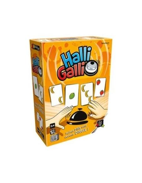 Halli Galli - Faites DING sans devenir DINGUE !