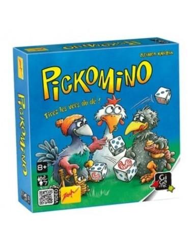Pickomino - Tirez les vers du dé !