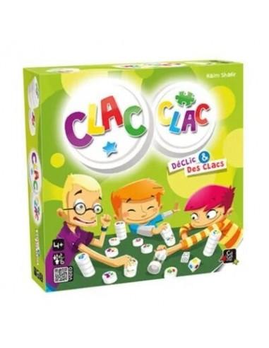 Clac clac - Déclic & des clacs