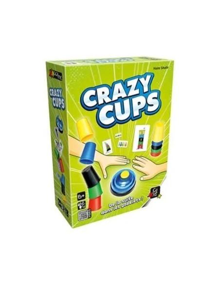 Crazy Cups - De la suite dans les gobelets !